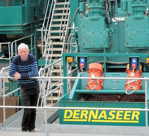 Dernaseer Managing Director, Declan McKenna
